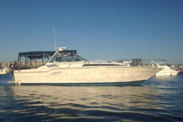 46' Sea Ray Express 1987 | Sea Crest