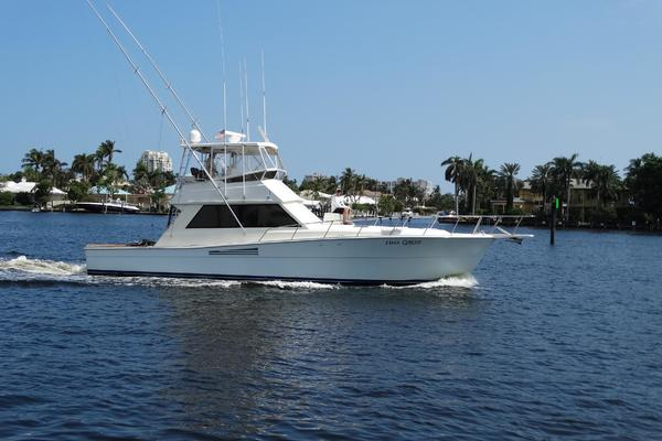 48' Viking Sportfish 1988 | Full Circle