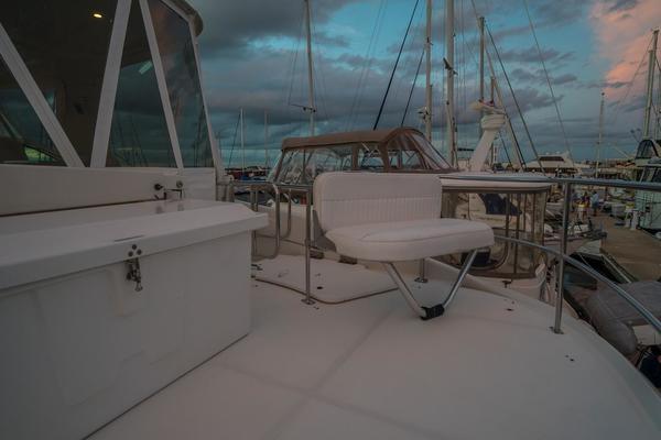 2006Carver 56 ft Voyager Sky Lounge   Indulge N Sea