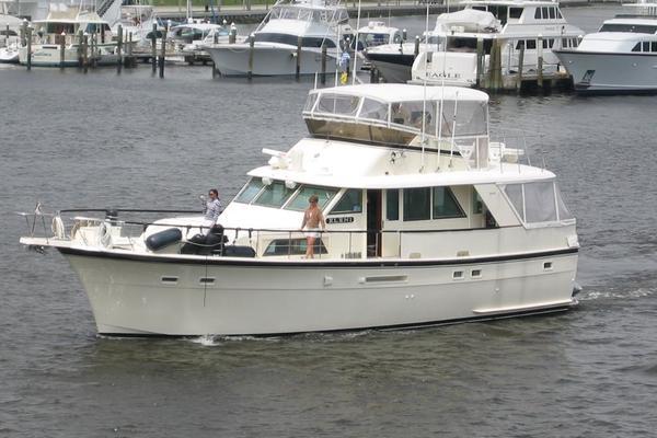 53' Hatteras 53 Motor Yacht 1979 |