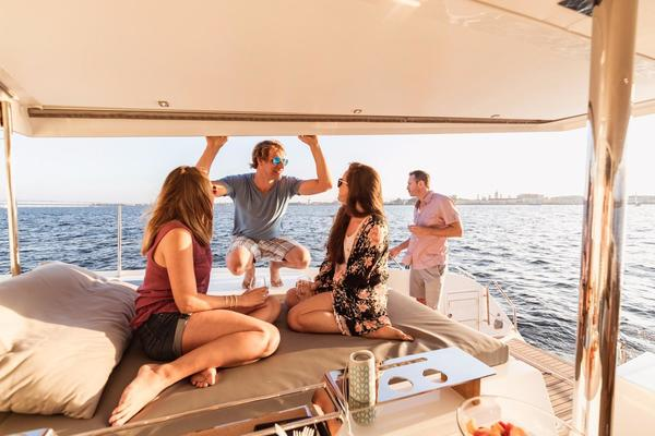 2017Fountaine Pajot 58 ft Ipanema 58   Tranquility Base