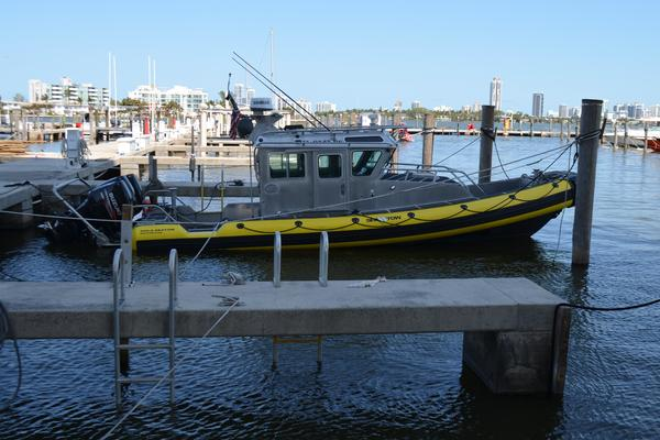 Safe Boat 31' Special Purpose 2007