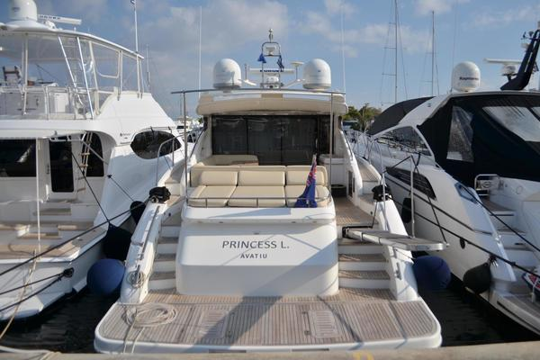 2010 Princess 62' V Avatiu | Picture 4 of 32
