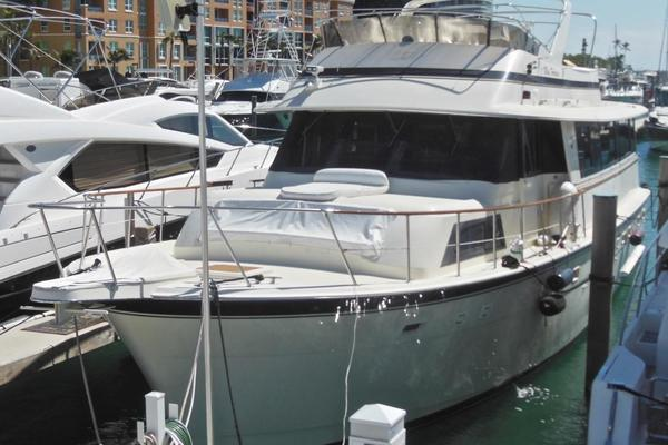 Hatteras 63' 63 Motor Yacht 1988