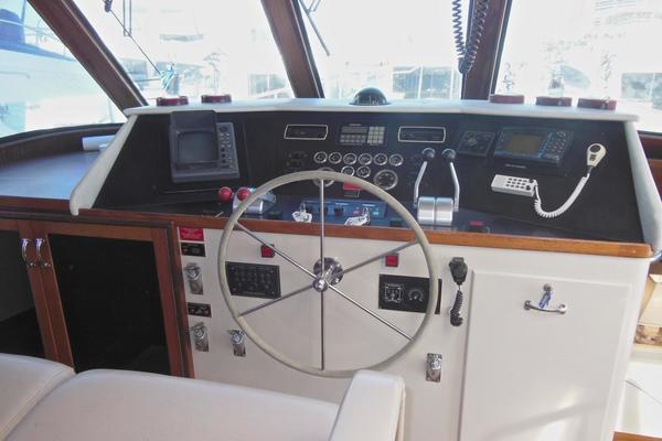 1988Hatteras 63 ft 63 Motor Yacht