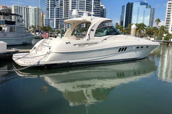 Sea Ray 520 Dancer