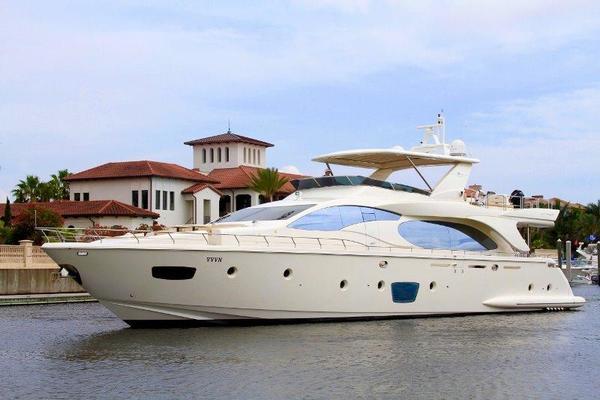 Azimut 85 Motor Yacht