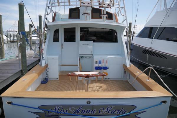 1990Monterey 58 ft 58  Sportfish   Miss Anna Maria