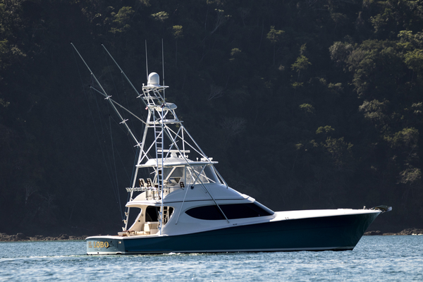 2015 Hatteras 63' 63 GT El Lobo | Picture 8 of 45
