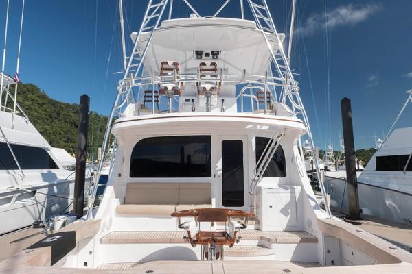 2015 Hatteras 63' 63 GT El Lobo | Picture 5 of 45