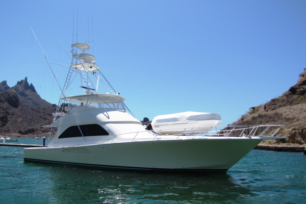 64' Viking 64 Convertible 2007 | Predator