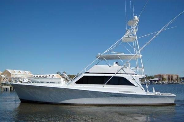 Ocean Yachts 63 Sport Fish