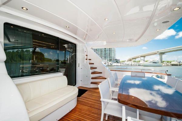 2015Maiora 84 ft 84 Motor Yacht   Never Rest