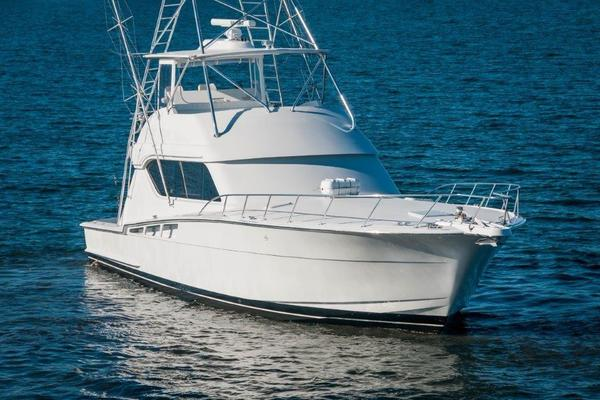 2001Hatteras 60 ft 60 Convertible   Up To It