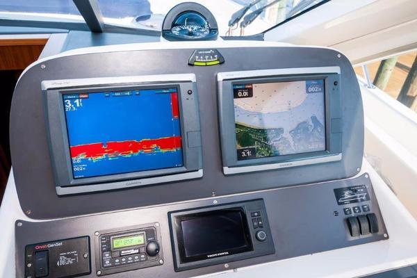 2012Maritimo 50 ft C50 Sport Cruiser 2012 2017   De Grasse III