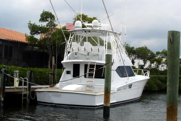 2001Hatteras 50 ft 50 Convertible SF   Kmteezer