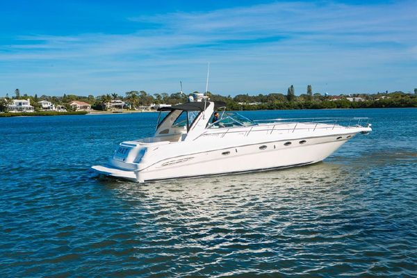 46' Sea Ray 460 Sundancer 2000 | J&A 7