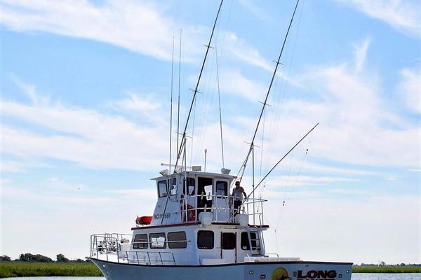 2001Custom 50 ft Carman 50 Seaflex Walkaround   Long Ranger