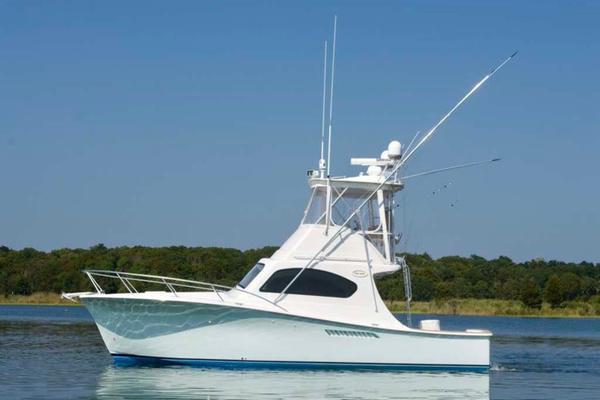 Ocean Yachts 37'  Billfish 2009