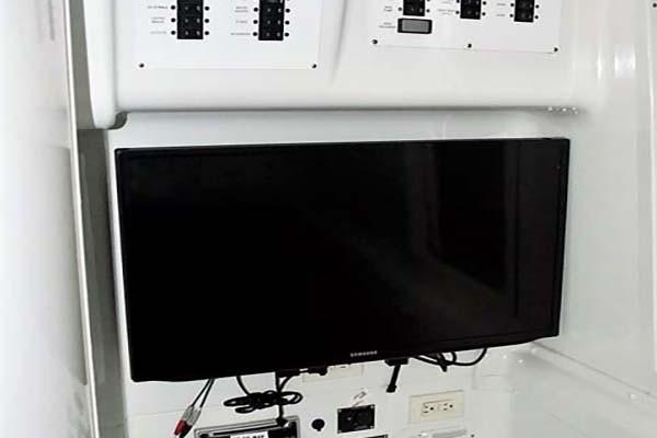 Cabin TV and Electronics