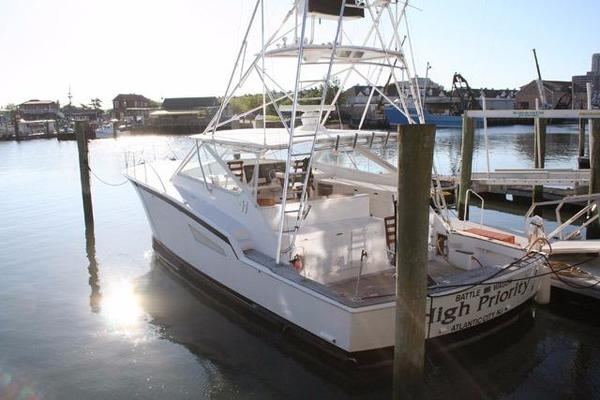 45' Hargrave Express 2001 | High Priority
