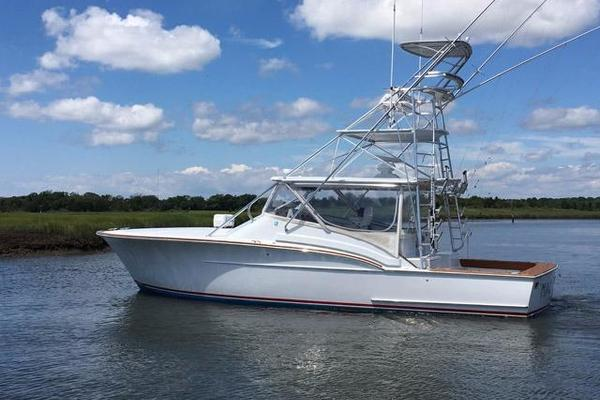40' Custom Carolina Express Desanti 2005 | Mac - Daddy