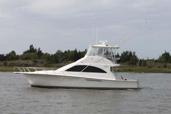 Ocean Yachts 46 Convertible Sportfish