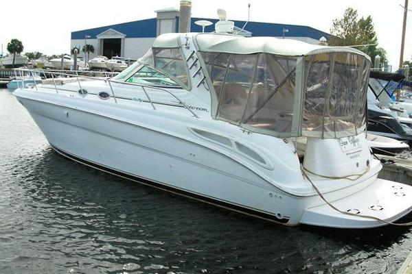 38' Sea Ray Sundancer 2000 | Our Office