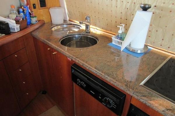 Galley Sink Area