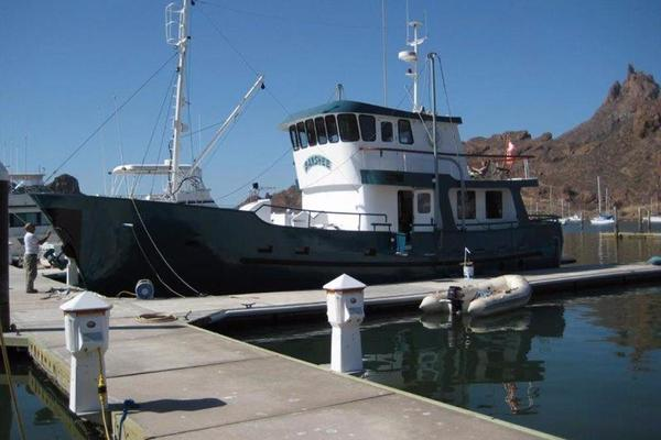 Picture Of: 58' Custom North Sea Trawler 1996 Yacht For Sale | 4 of 39