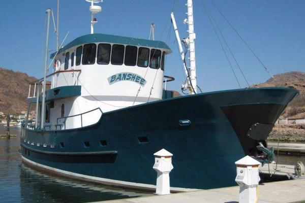 Picture Of: 58' Custom North Sea Trawler 1996 Yacht For Sale | 2 of 39