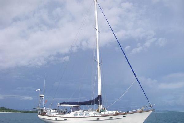 52' Herreshoff sloop 1979 | Ethereal
