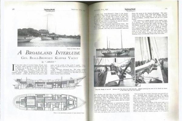 1930 Custom 85' DeVries Lentsch Ketch Korsaro | Picture 7 of 24