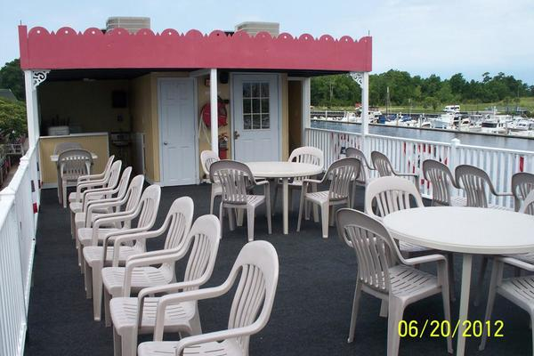 1996 Custom 64' Triple Deck Dinner River Boat Barefoot Princess | Picture 5 of 28