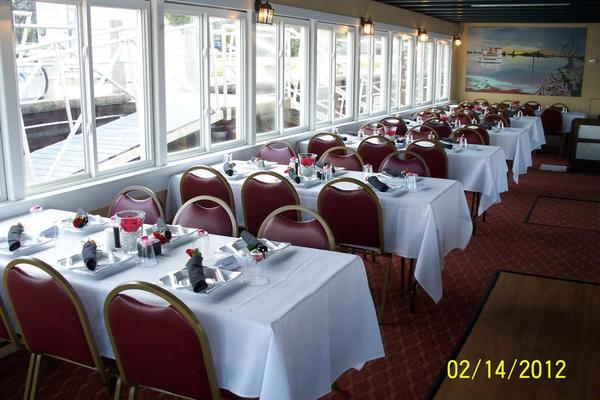 Picture Of: 64' Custom Triple Deck Dinner River Boat 1996 Yacht For Sale | 3 of 28