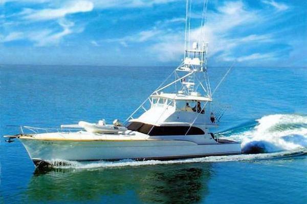 73' Buddy Davis Sport Fishing Motor Yacht 1982 | Rama Iii