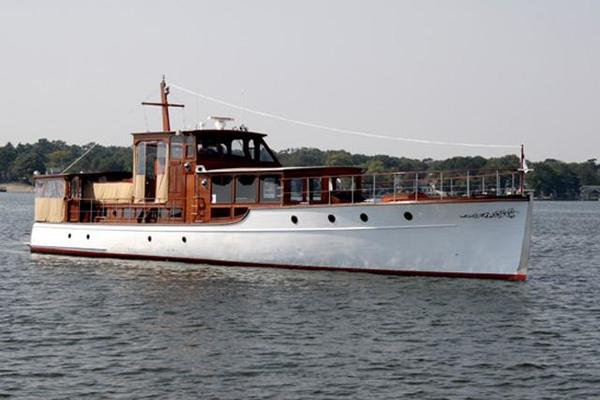 75' Custom 75 Commuter Yacht 1928 | Cigarette