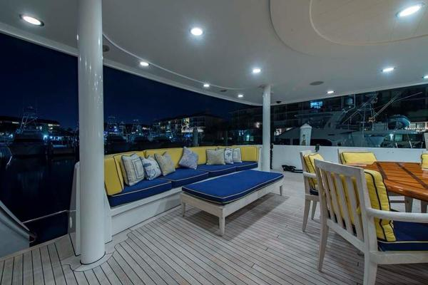 Aft Deck Night Shots