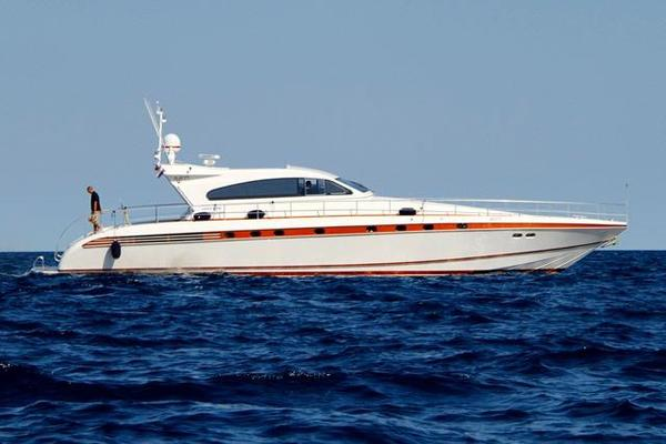 Leopard Express Motor Yacht