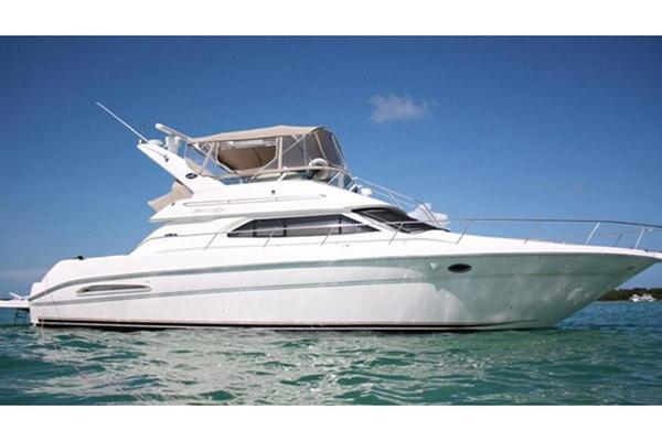45' Sea Ray 45 Express Bridge 2003 | Dani Lani