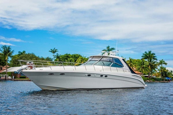 57' Sea Ray Sundancer 2001 | Lasting Impression