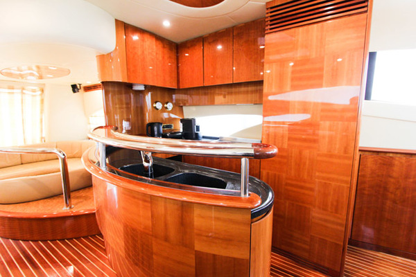 2007 Azimut 62' 62 Flybridge ICONIC SEA E O | Picture 7 of 42