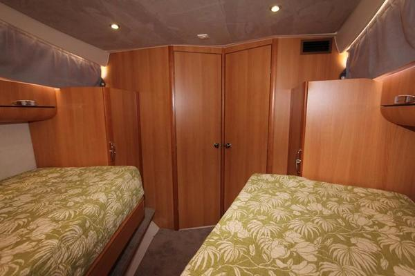 Stateroom Looking Aft