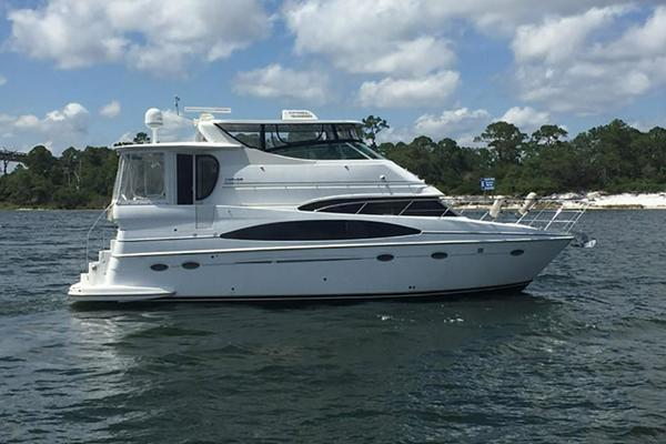 46' Carver 466 Motor Yacht 2001 | Rollin' in the Tides