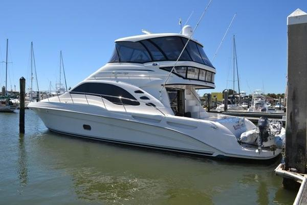 Sea Ray 55 Sedan Bridge MY