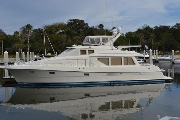57' Mckinna Raised Pilothouse 1999 | Easy