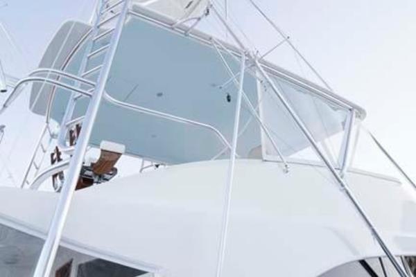 2009 Palm Beach Custom Tower Detail