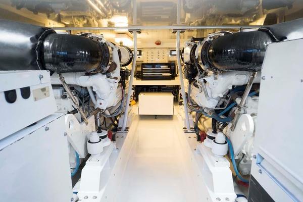 Engine Room Fwd