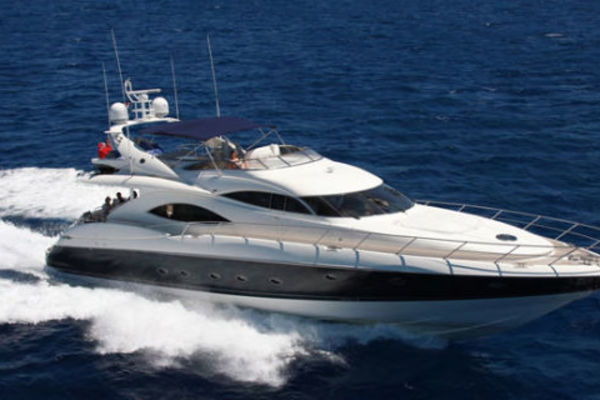 80' Sunseeker Manhattan 80 1999 | Laura