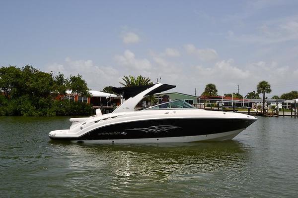 2009 Chaparral 276 SSX